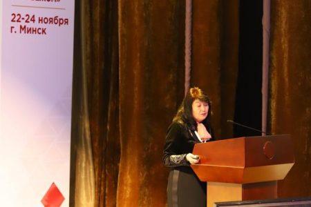 Директор Национальной библиотеки КР им. А. Осмонова Ж. Бакашова принимает участие в работе VIII Международной конференция «Сохранение, поддержка и продвижение русской культуры и языка за рубежом».