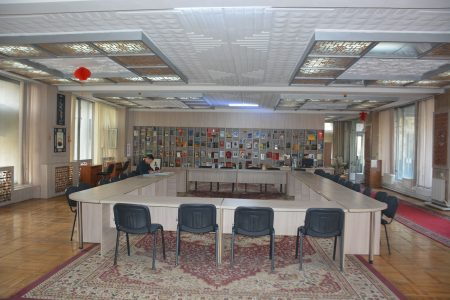 Китайский читальный зал