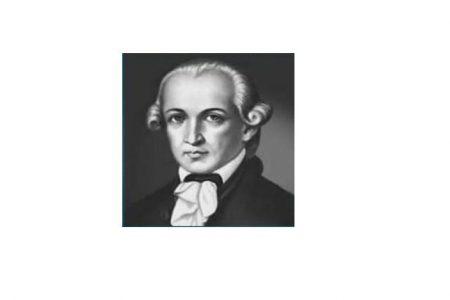 Книжная выставка, посвященная  к  295-летию  со дня рождения известного немецкого философа И.Канта.