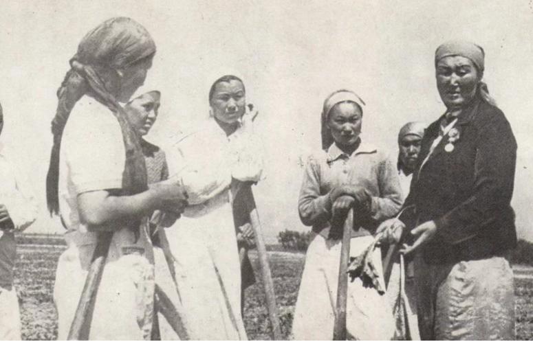 День сельских женщин Кыргызстана