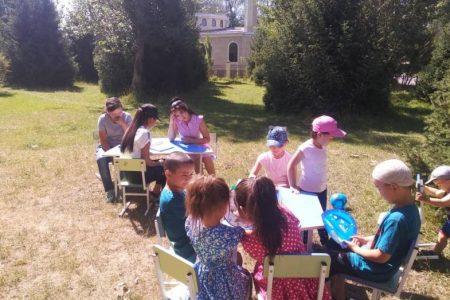 Региональный проект «Продвижение чтения и грамотности для детей младшего возраста в Кыргызской Республике»