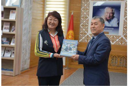 Визит руководителя по странам Центральной Азии Международного центра по изучению истории, культуры и искусства ислама (IRCICA)