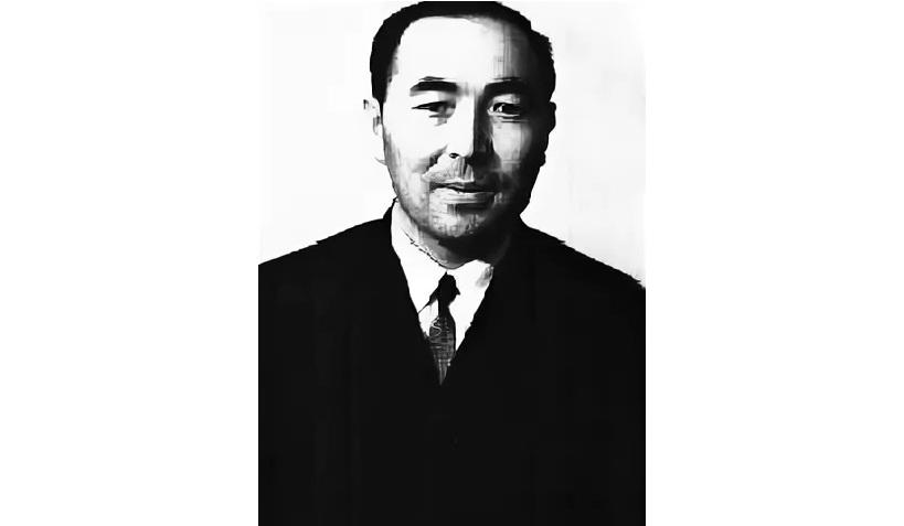 """Философия илимдеринин доктору Асанбек Табалдиевдин 85 жылдыгына карата """"Чыгаан публицист""""атуу китеп көргөзмөсү"""