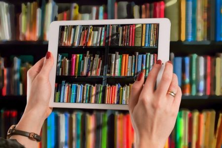 Книга против карантина: Библиотеки в новом формате
