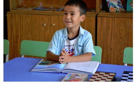 Марафон чтения –  «Читающая семья: читаем вместе на кыргызском языке»